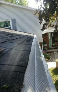 Custom Fit Klean Gutters Leaf Guard Protection