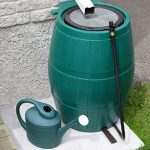 Downspout Rain Barrel