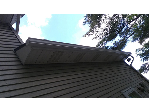 Gutter Protection for Proper Water Management - After