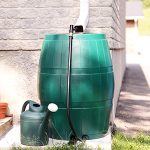 Rain Barrel for Downspout